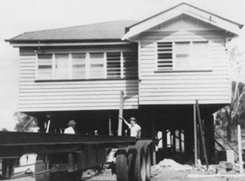 palframan house restumping company history